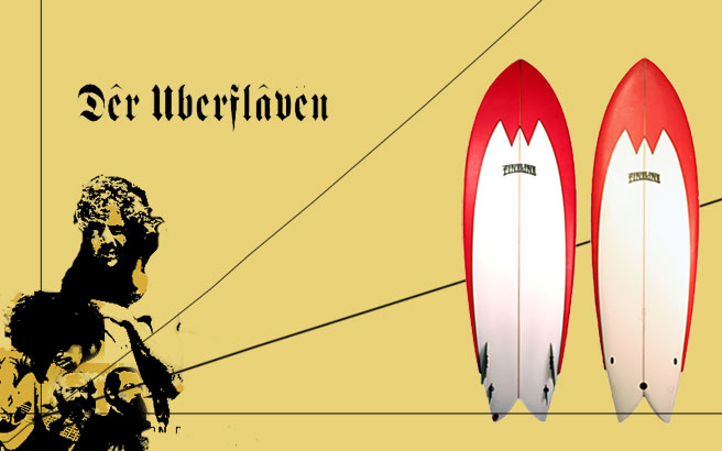 Fineline Surfboards DerUberflaven