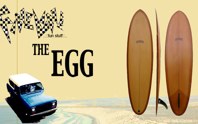 Fineline Surfboards Egg