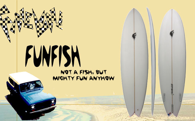 Fineline Surfboards FunFish