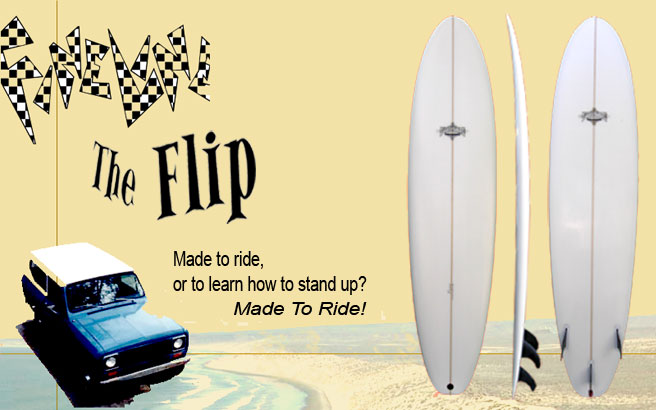 Fineline Surfboards FunFlipFish