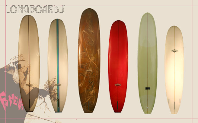 Fineline Surfboards Longboards