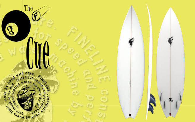 Fineline Surfboards CUE